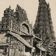 Menachi temple, Madurai